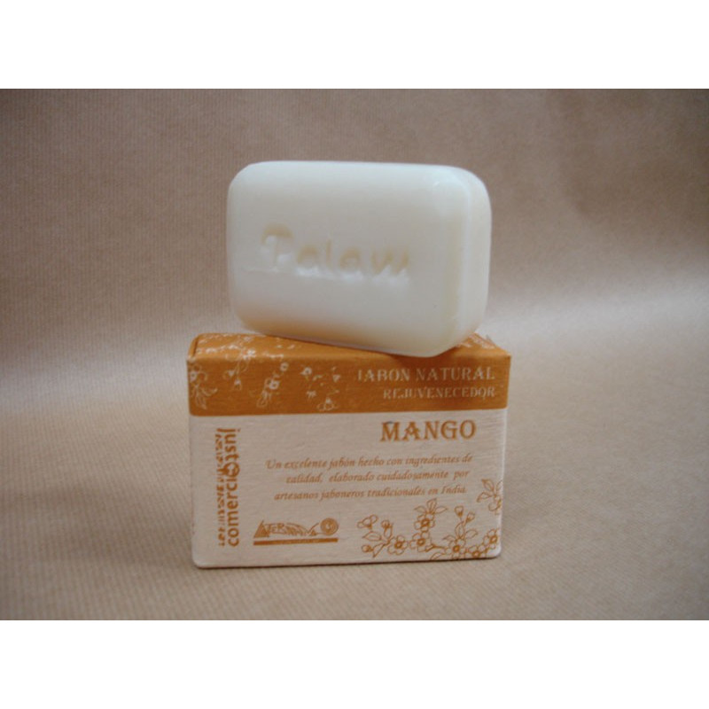 Jabón mango