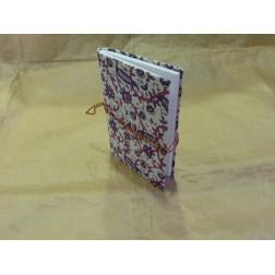 Diario - cuaderno papel 18x13 cm