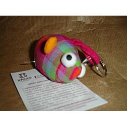Llavero de pez 10*10 cm.