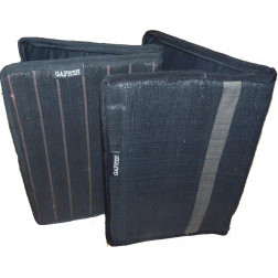 Porta notebook/ordenador sencillo, acolchado