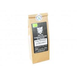 Té negro con naranja y chocolate (suelto) - 100 gr.