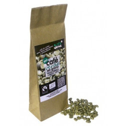 Café verde en grano - Ecológico - 150g BIO