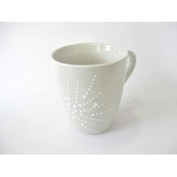Taza cerámica 8.5*10 cm