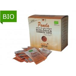 Azucarillos-sobres panela de Ecuador, caja 100 uds