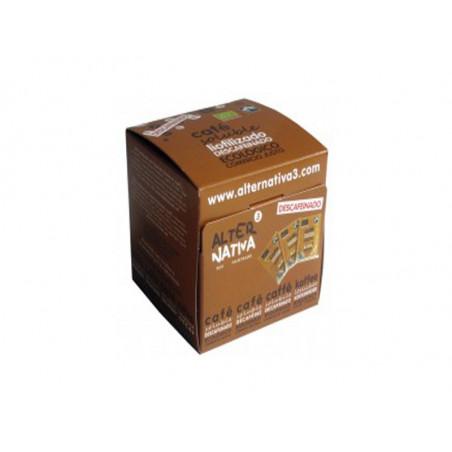 Café Descafeinado liofilizado BIO-FT. 25 uds 2 gr