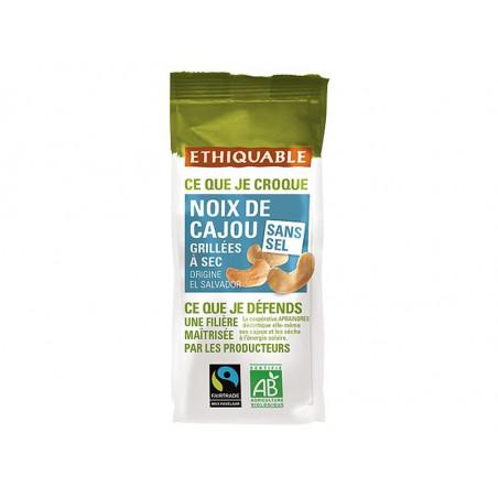 Anacardos tostados sin sal - 100gr BIO