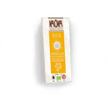 Tableta de chocolate KAOKA, caramelizado