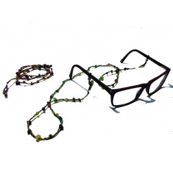 Sujeta Gafas Piedra Jabón