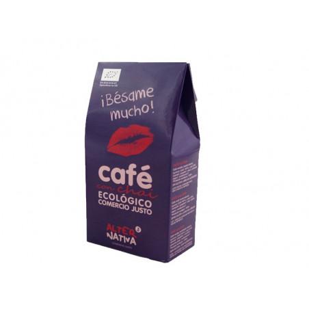 "Café ""Bésame mucho"" con especias Tchai"