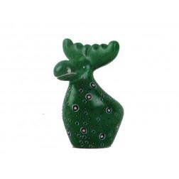 Pisapapeles reno, verde
