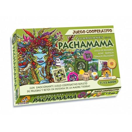 Los guardianes de la Pachamama