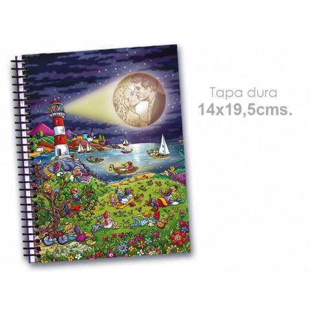 """Cuaderno 14*19.5 cm """"Faro"""""""