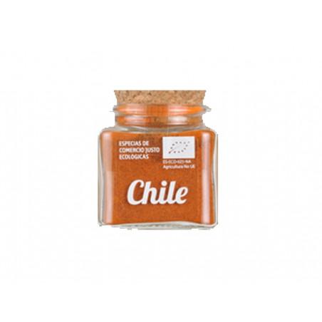 Chile en polvo BIO - 35gr