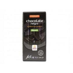 Tableta de chocolate Negro, BIO, MASCAO