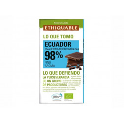 Chocolate extrem cacao 98%