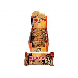 Guiro snack (dos galletas con crema de chocolate)