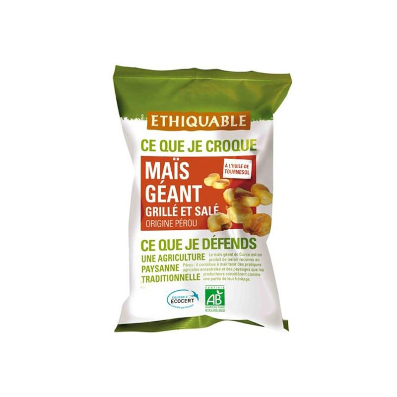 Kikos, maíz gigante