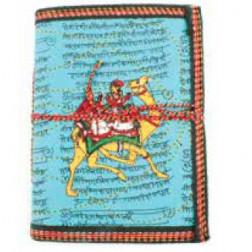 Libreta tela dibujo camello, 13*18cm