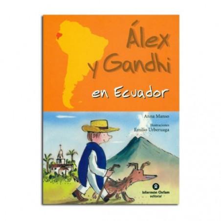 Alex y Ghandi en Ecuador