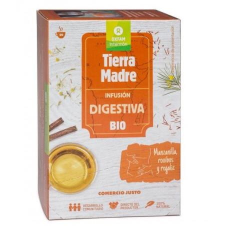 Infusión digestiva (manzanilla, rooibos y regaliz)