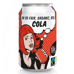Cola BIO en lata
