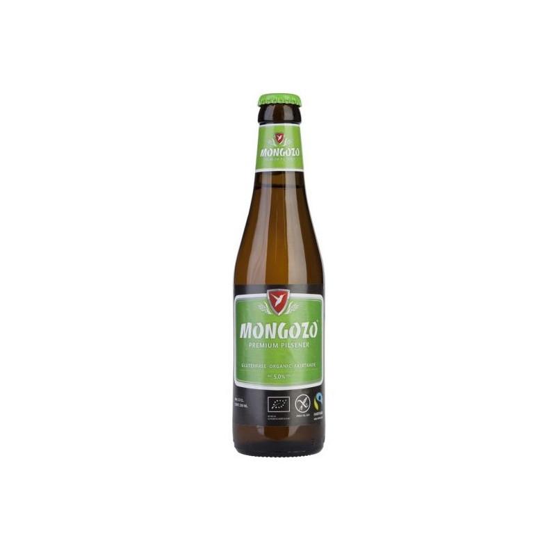 Cerveza Pilsener Premium BIO sin gluten