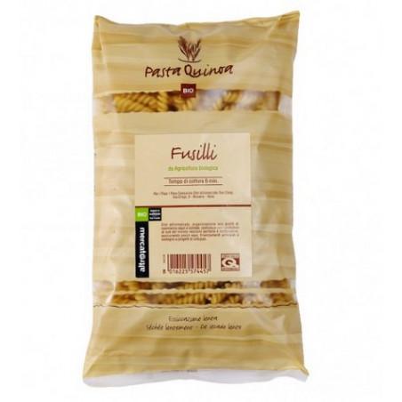 Fusilli BIO (espirales) con Quinoa