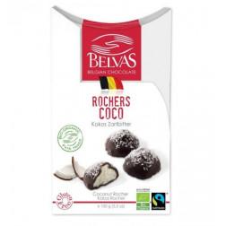 Bombones BIO chocolate relleno de coco