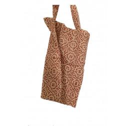 Bolso algodón con estampado
