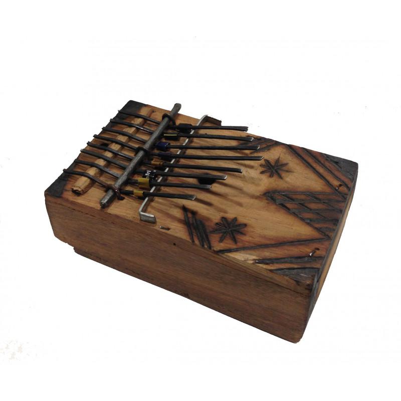 Caja musical madera 12*7.5*4cm