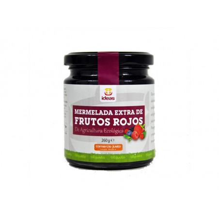 Mermelada de frutos rojos BIO