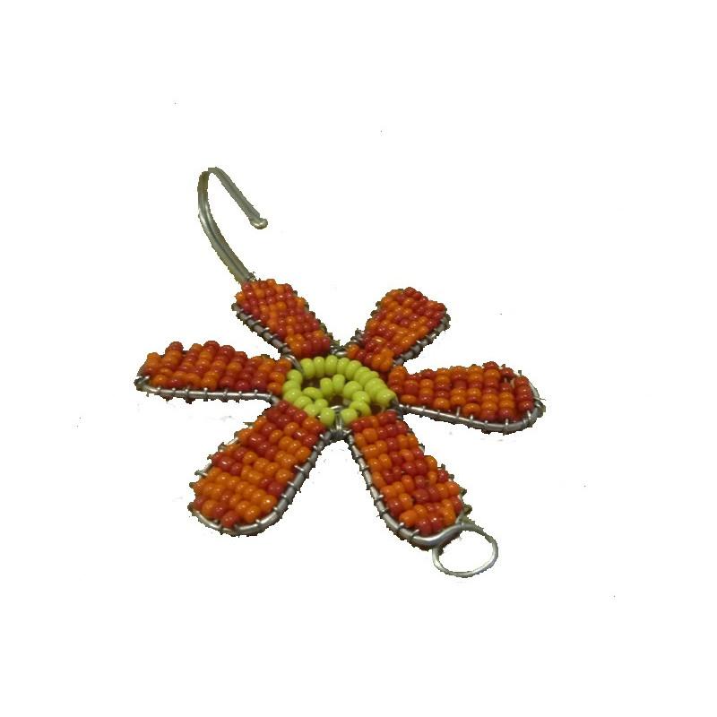 Perchita abalorios, forma de flor