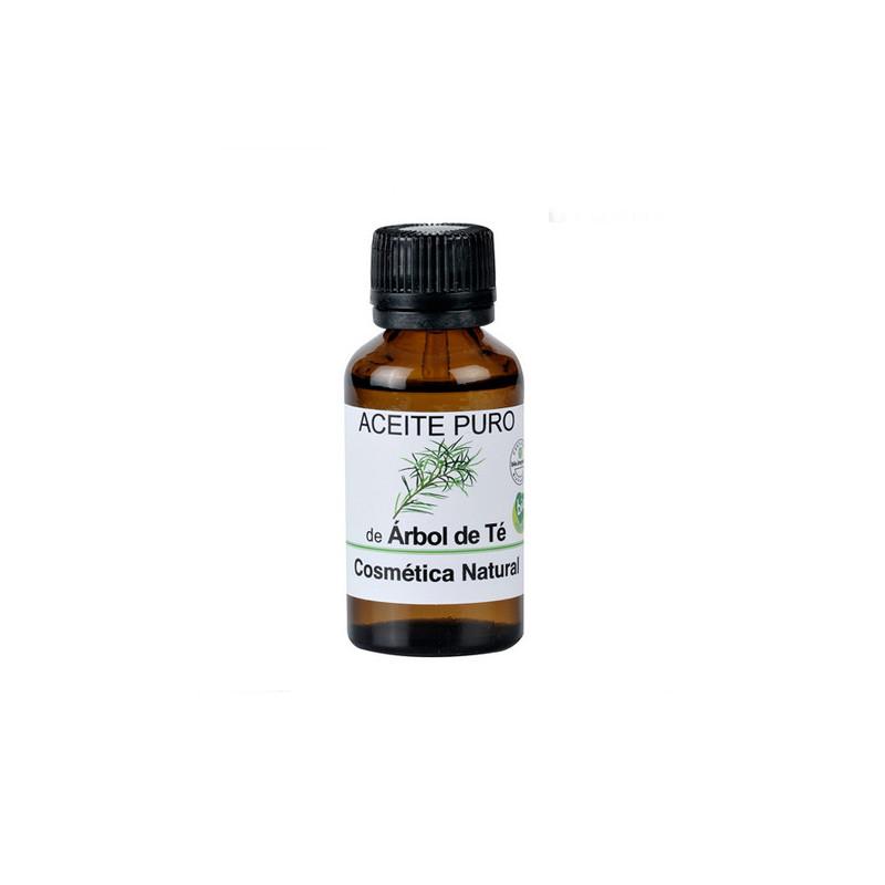Aceite de Arbol de Té, 100% biologico - 20ml