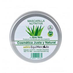 Mascarilla nutritiva de Aloe Vera - 75ml