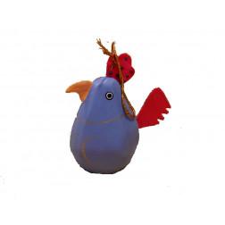 Móvil para decorar, gallo