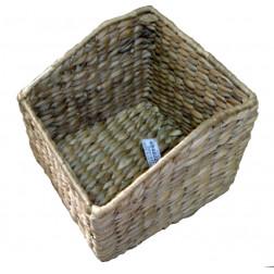 Caja para CDs de fibra vegetal natural