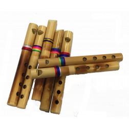Flauta silvadora 13cm