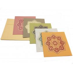 Set 5 tarjetas mandala