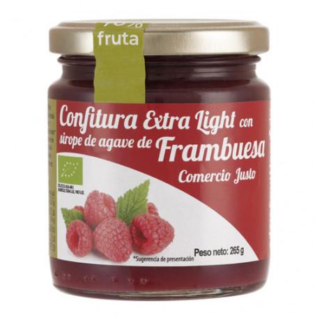 Confitura extra light con sirope de agave de Frambuesa