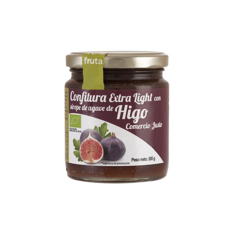 Confitura light de higo (70%), con sirope de ágave