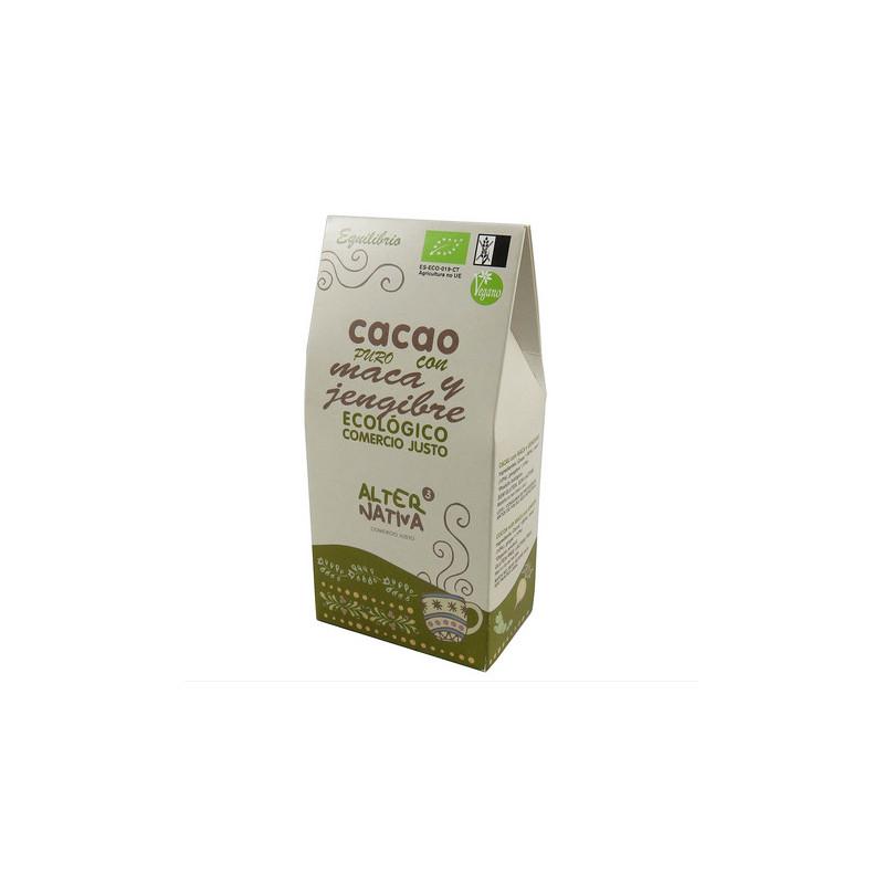 Cacao con Maca y jengibre BIO - 125g