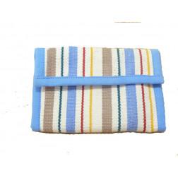 Cartera textil verano