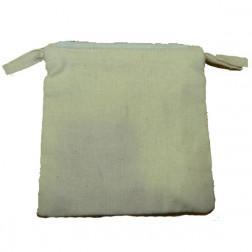 Monedero algodón con diseño