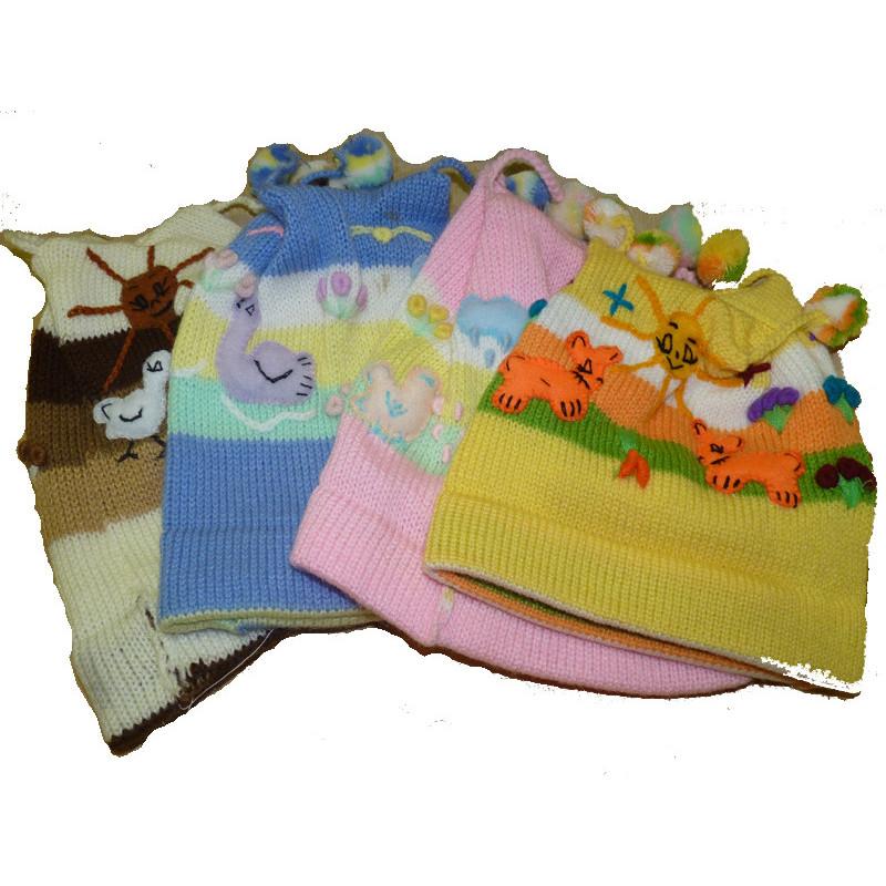 Gorro lana niño/a