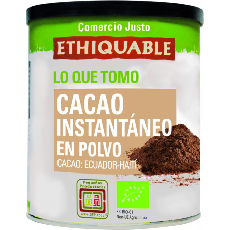 Cacao Natural instantaneo BIO 400g