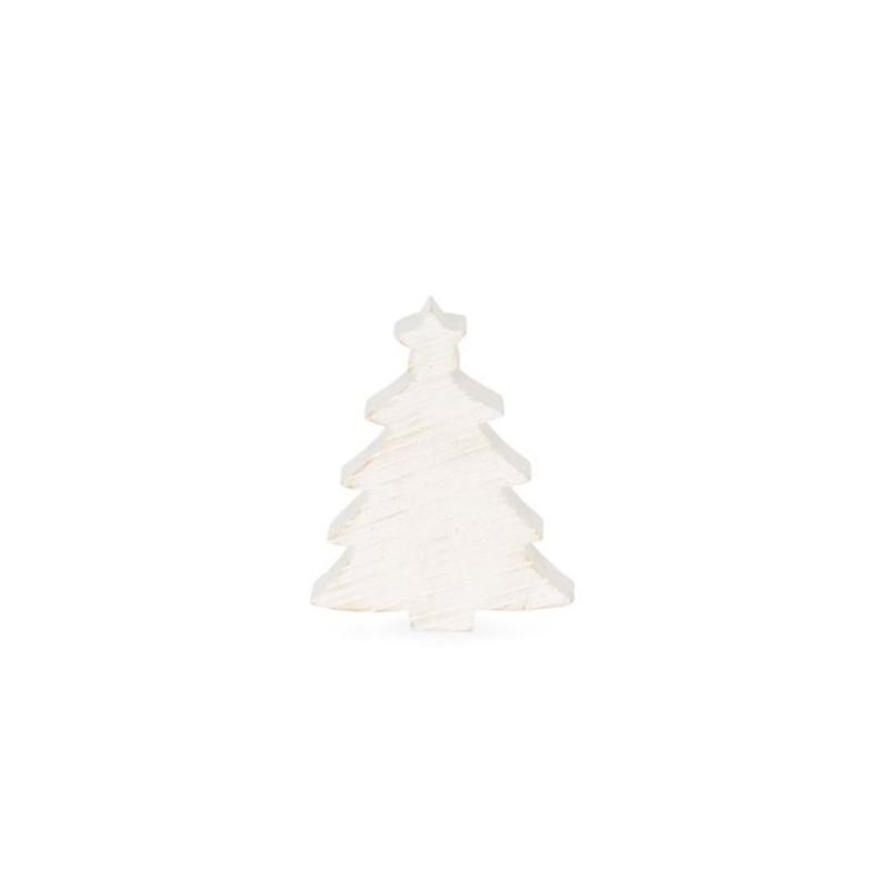 Árbol de navidad en madera