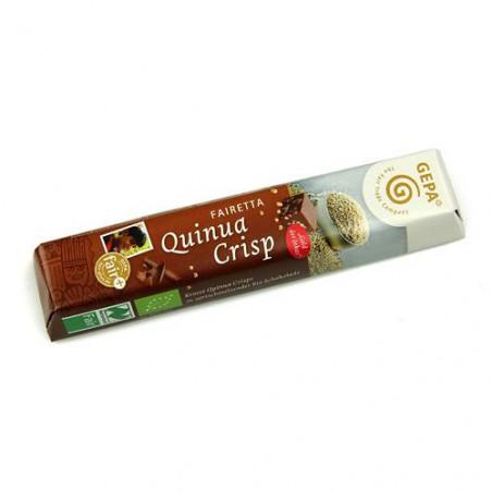 Chocolatina quinua pops BIO