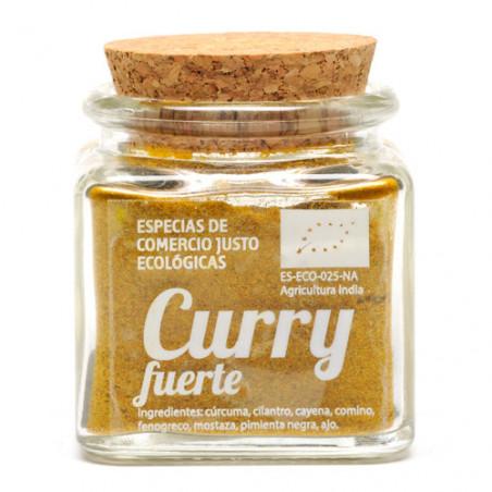 Curry fuerte BIO