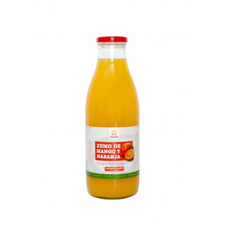 Néctar de mango y naranja 1l
