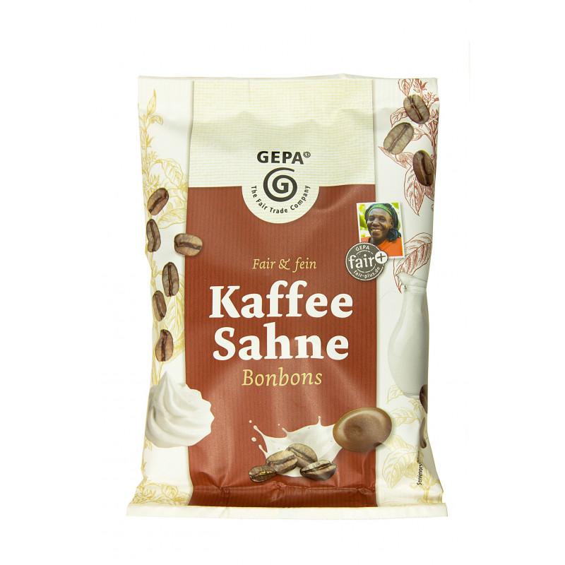 Caramelos café y nata